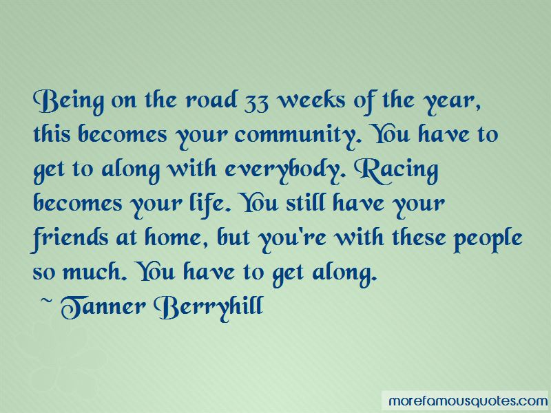 Tanner Berryhill Quotes Pictures 3