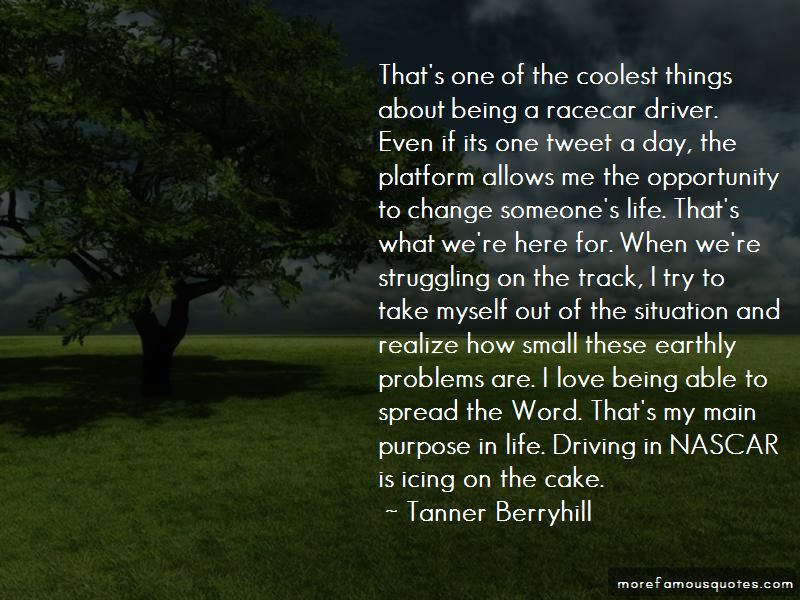 Tanner Berryhill Quotes