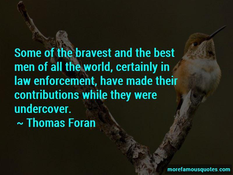 Thomas Foran Quotes Pictures 3