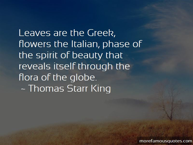 Thomas Starr King Quotes Pictures 2