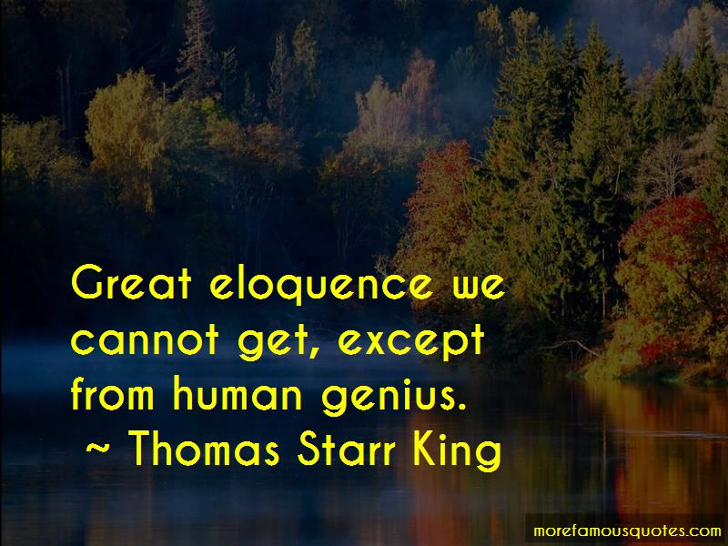 Thomas Starr King Quotes Pictures 3