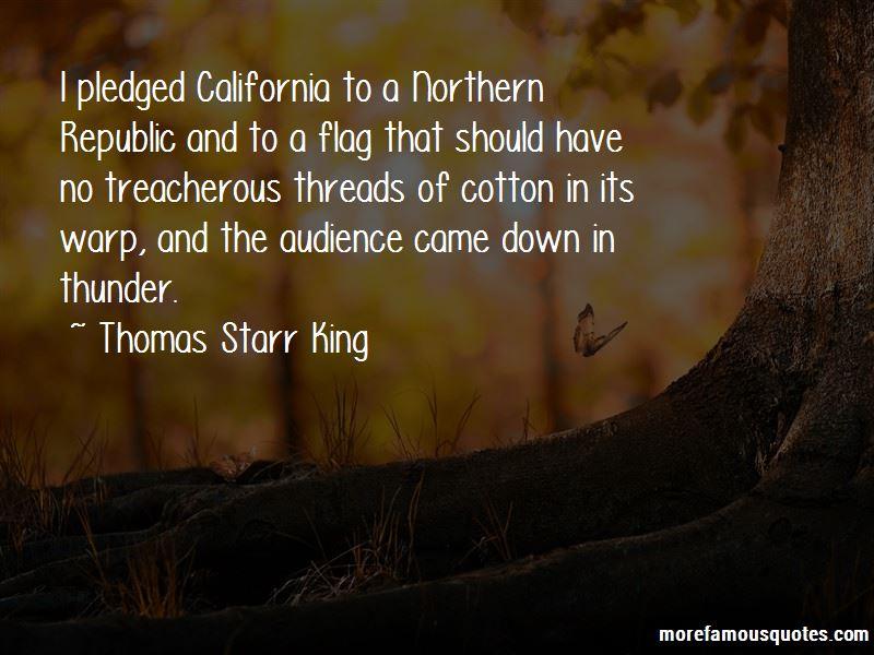 Thomas Starr King Quotes