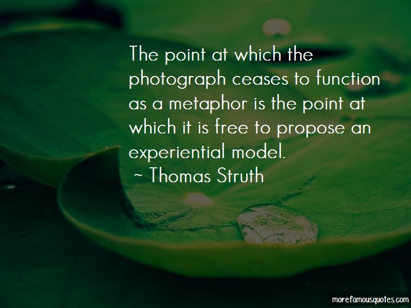 Thomas Struth Quotes Pictures 2