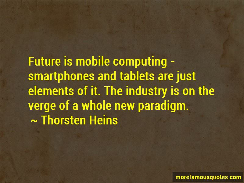 Thorsten Heins Quotes Pictures 3