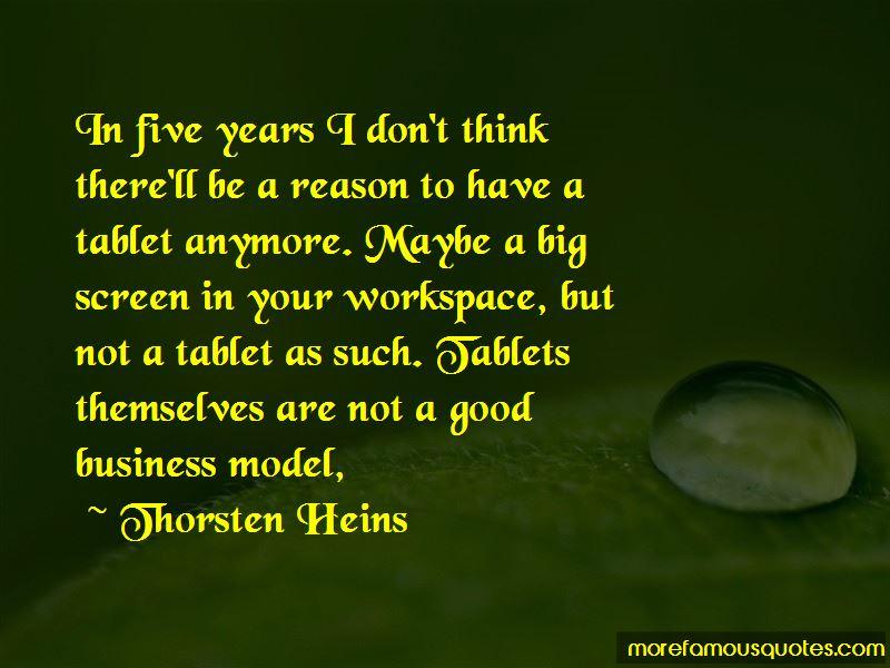 Thorsten Heins Quotes Pictures 4
