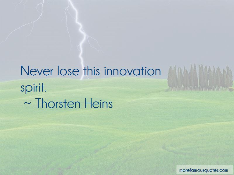 Thorsten Heins Quotes