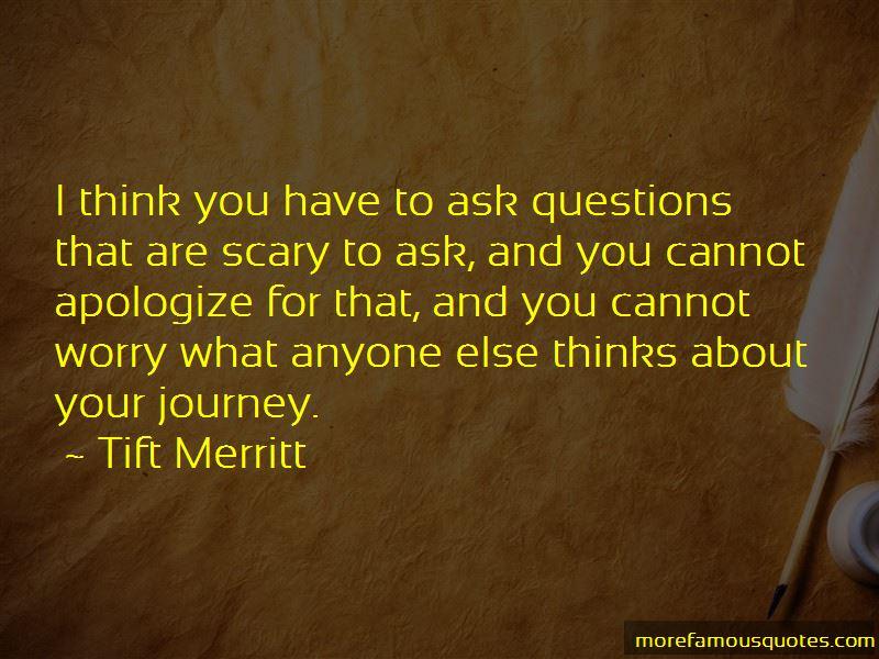 Tift Merritt Quotes