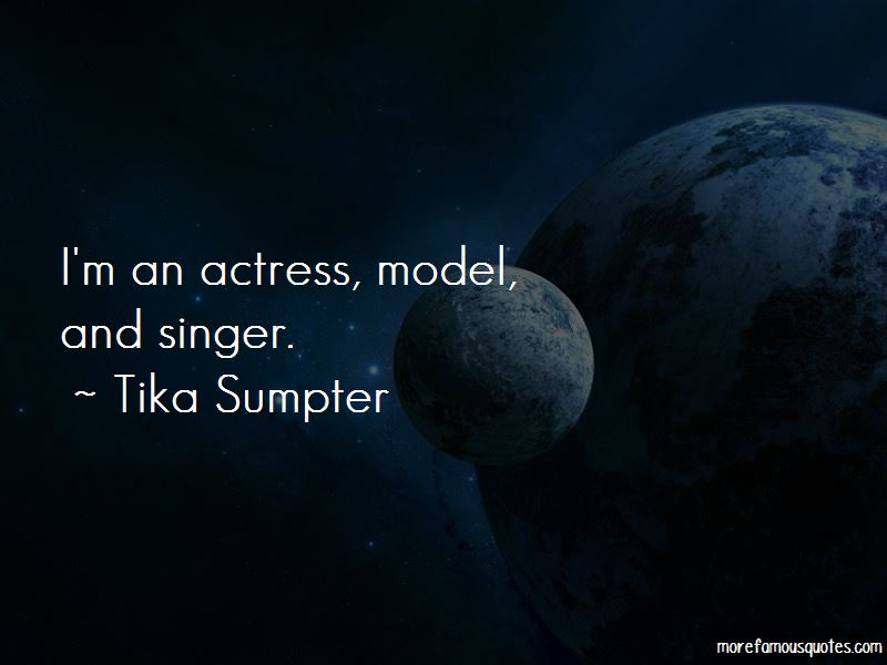 Tika Sumpter Quotes Pictures 2