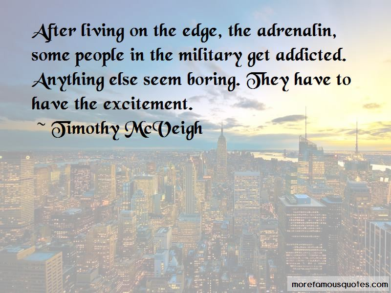Timothy McVeigh Quotes