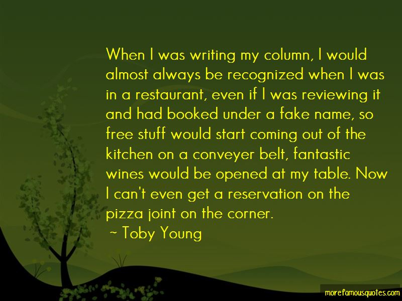Toby Young Quotes Pictures 2