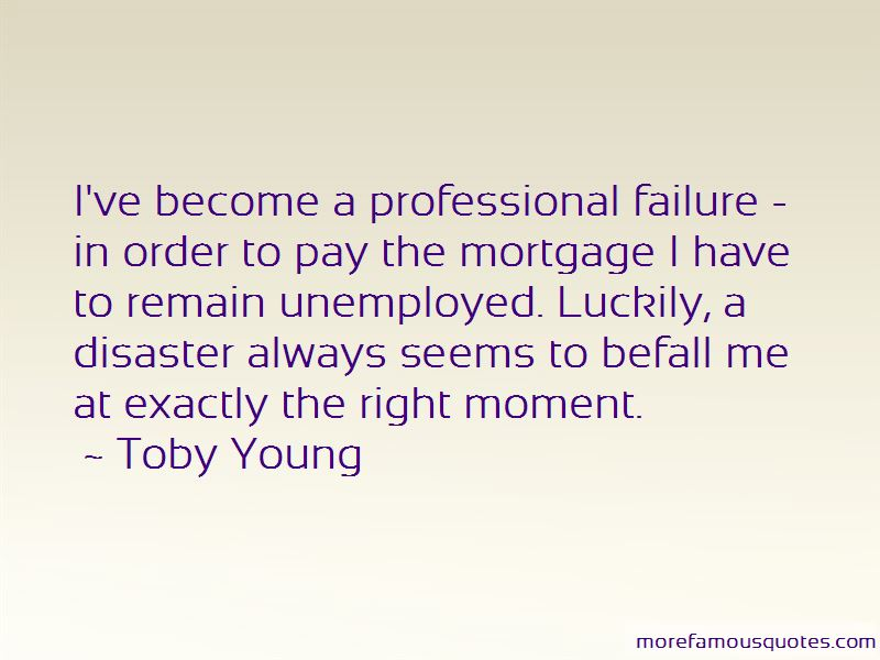 Toby Young Quotes