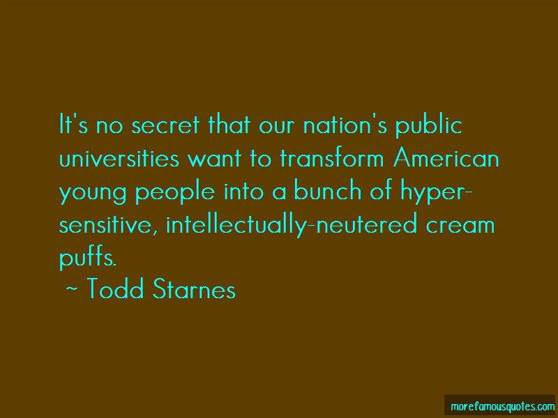 Todd Starnes Quotes Pictures 2