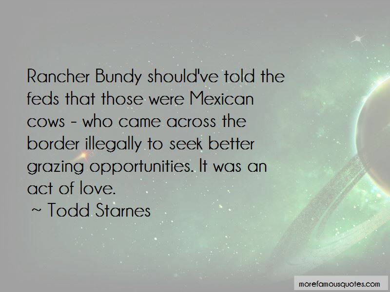 Todd Starnes Quotes Pictures 3