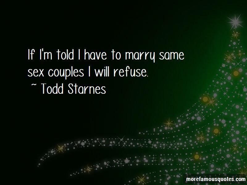 Todd Starnes Quotes