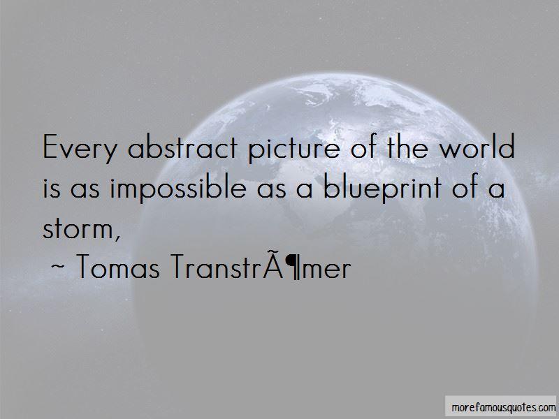 Tomas Gosta Transtromer Quotes Pictures 2