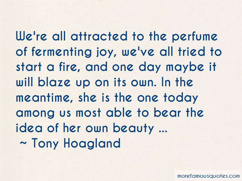 Tony Hoagland Quotes Pictures 4