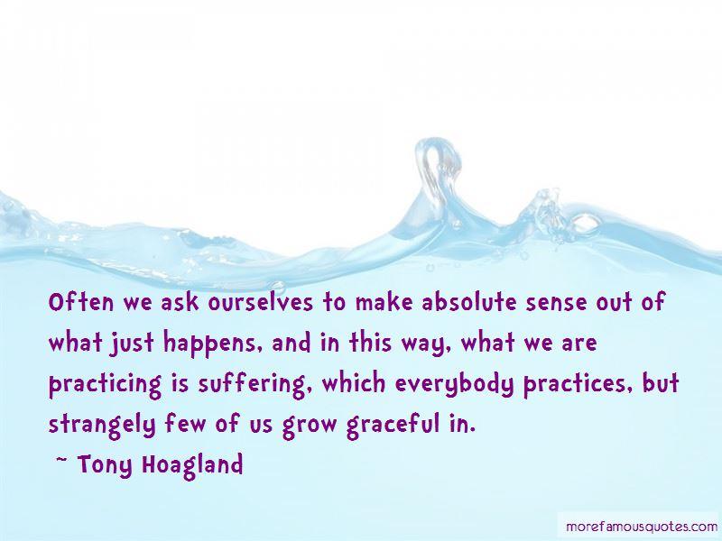 Tony Hoagland Quotes