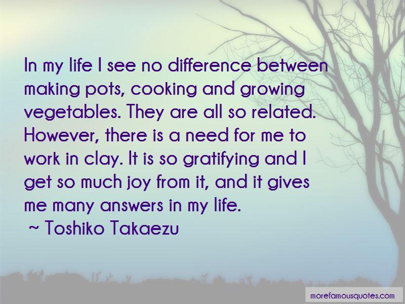 Toshiko Takaezu Quotes