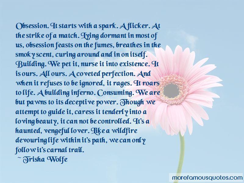 Trisha Wolfe Quotes Pictures 3