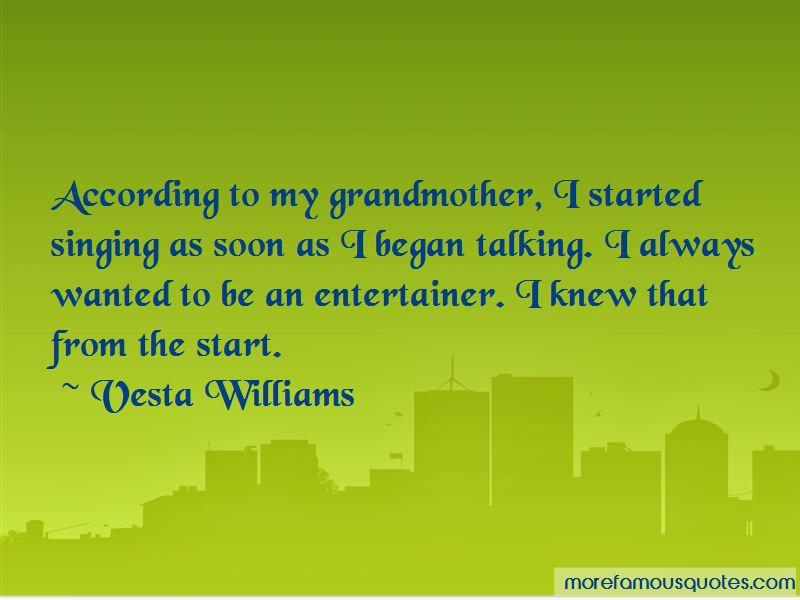 Vesta Williams Quotes Pictures 4