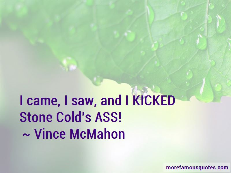 Vince McMahon Quotes Pictures 4