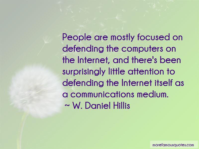 W. Daniel Hillis Quotes Pictures 2