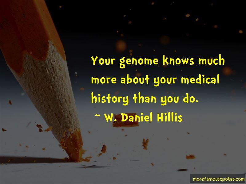 W. Daniel Hillis Quotes Pictures 3