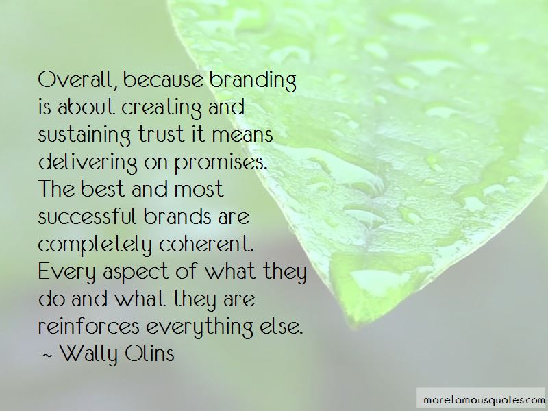 Wally Olins Quotes Pictures 2