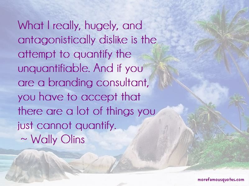Wally Olins Quotes