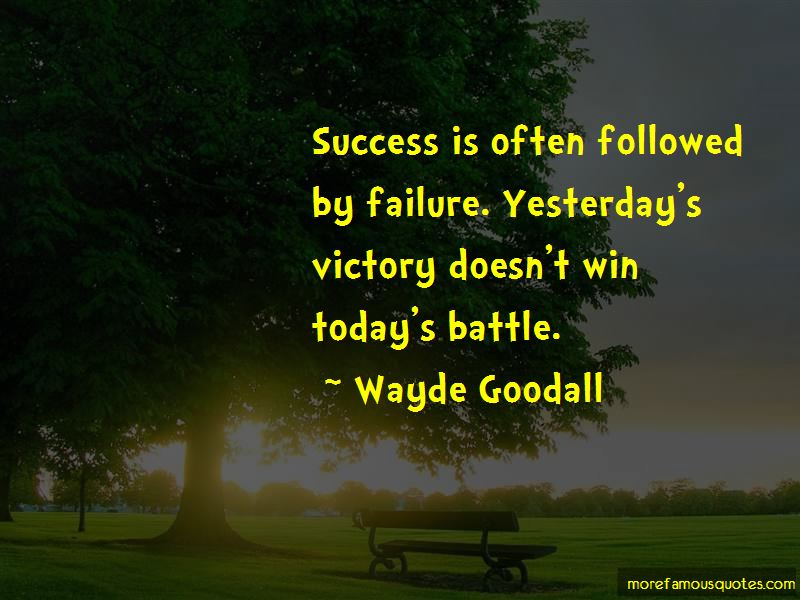 Wayde Goodall Quotes Pictures 3