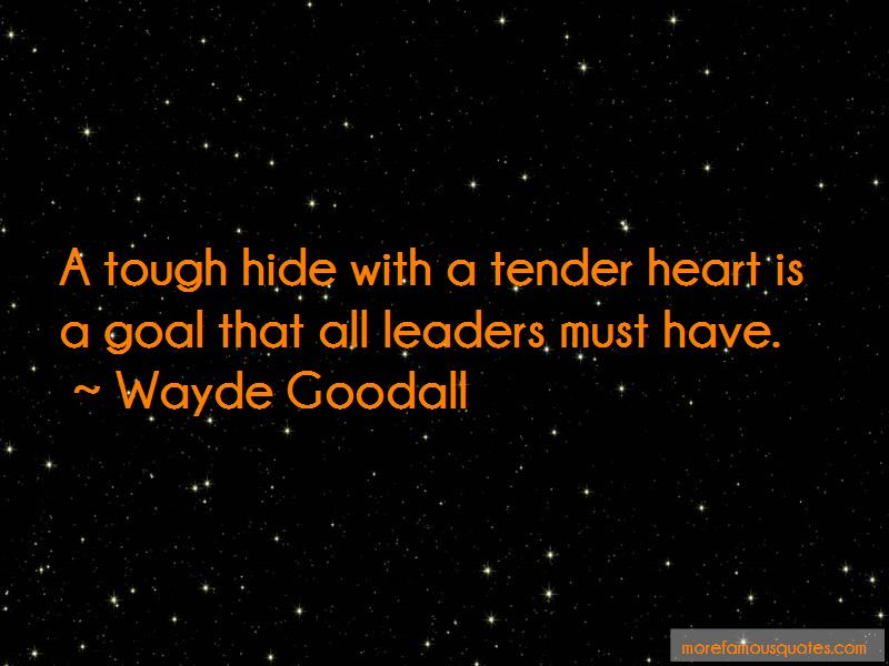 Wayde Goodall Quotes Pictures 4