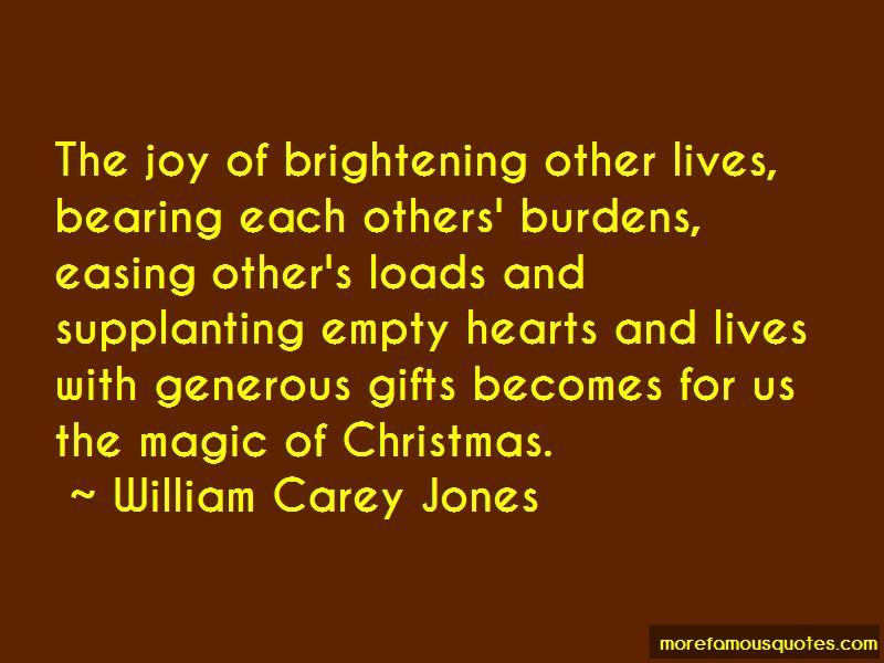 William Carey Jones Quotes