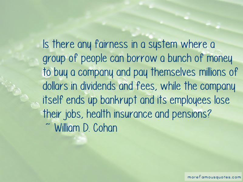 William D. Cohan Quotes Pictures 3