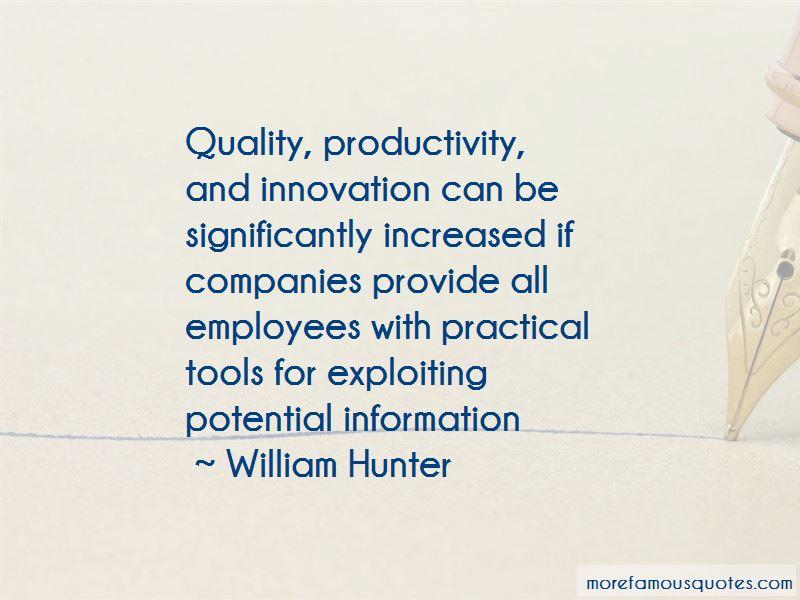 William Hunter Quotes