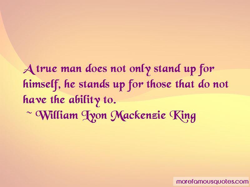 William Lyon Mackenzie King Quotes Pictures 2