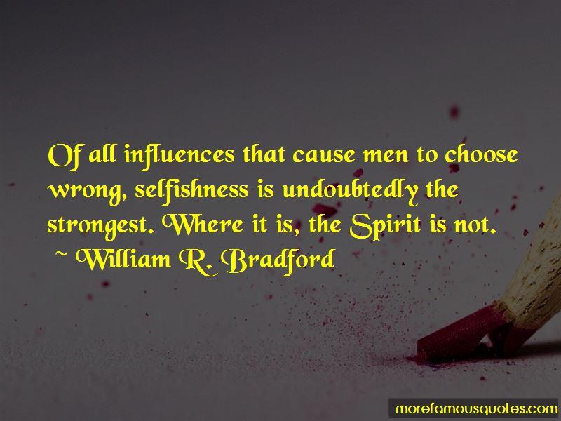 William R. Bradford Quotes Pictures 2