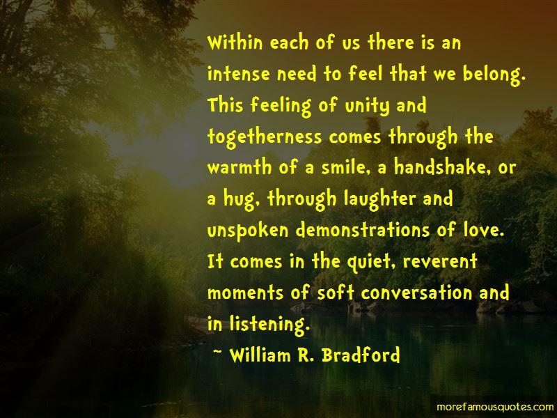 William R. Bradford Quotes Pictures 3