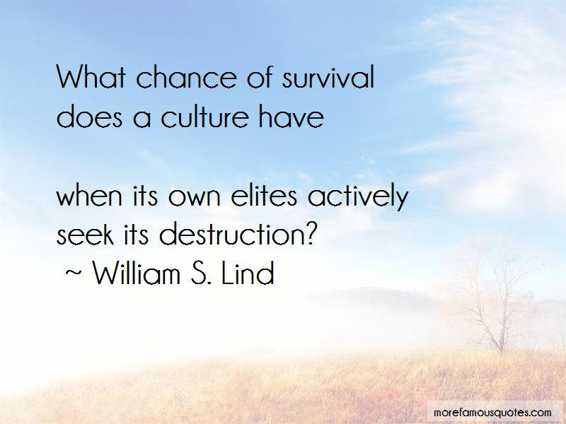 William S. Lind Quotes