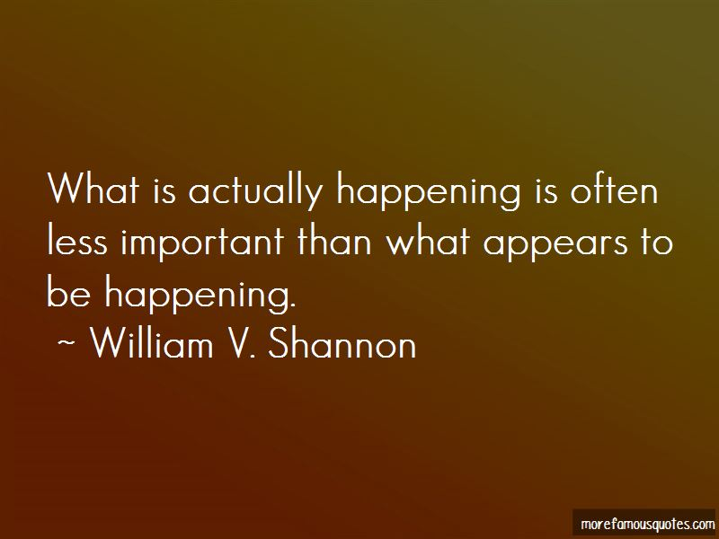 William V. Shannon Quotes Pictures 2