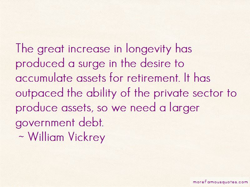 William Vickrey Quotes Pictures 2