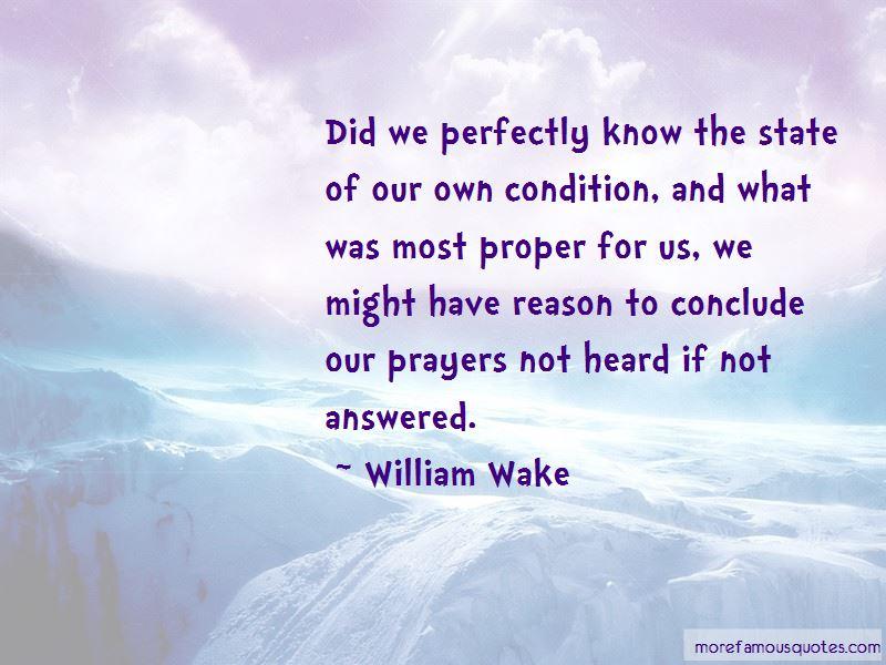 William Wake Quotes Pictures 2