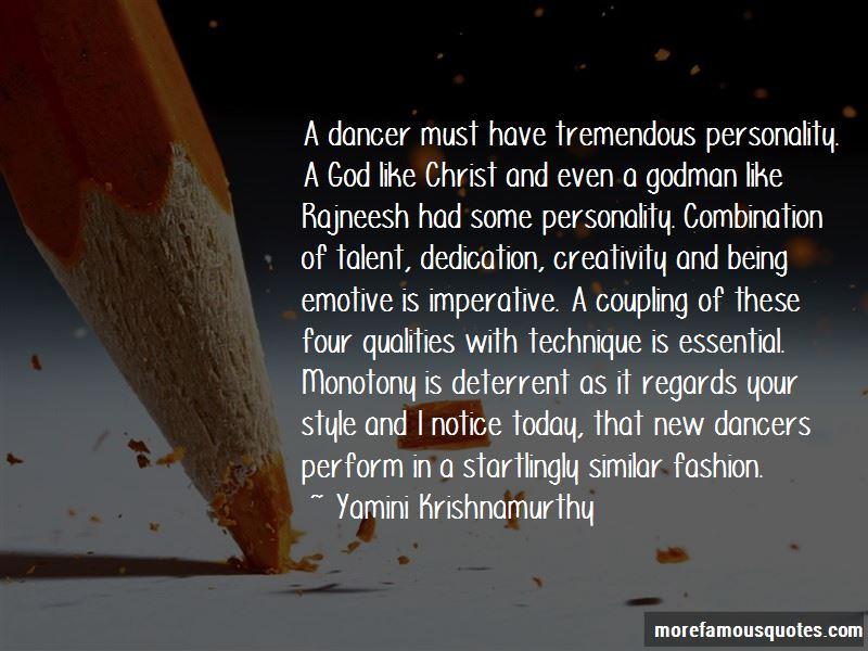 Yamini Krishnamurthy Quotes Pictures 2