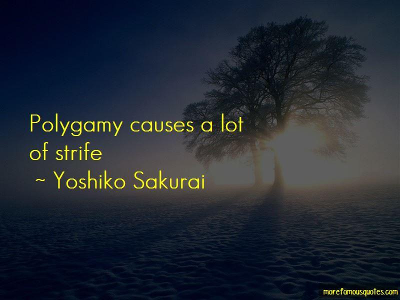 Yoshiko Sakurai Quotes Pictures 4