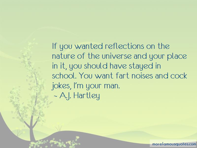 A.J. Hartley Quotes Pictures 2