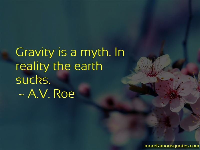 A.V. Roe Quotes Pictures 2