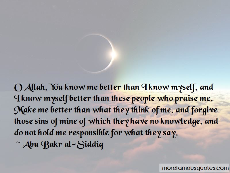 Abu Bakr Al-Siddiq Quotes