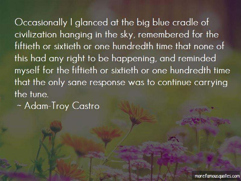 Adam-Troy Castro Quotes Pictures 2