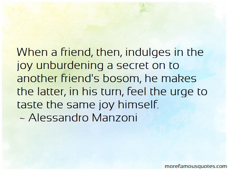 Alessandro Manzoni Quotes Pictures 2
