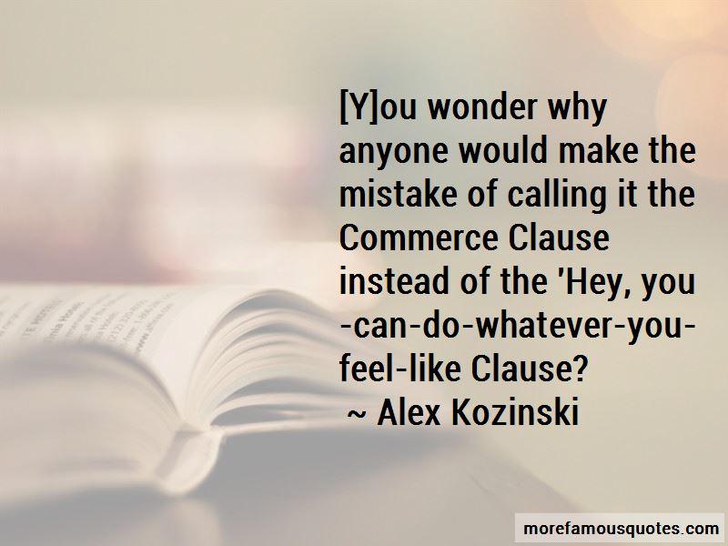 Alex Kozinski Quotes