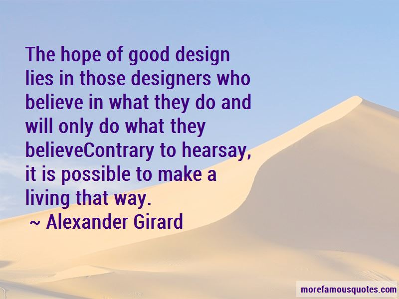 Alexander Girard Quotes Pictures 2